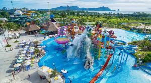 Outdoor Water Park